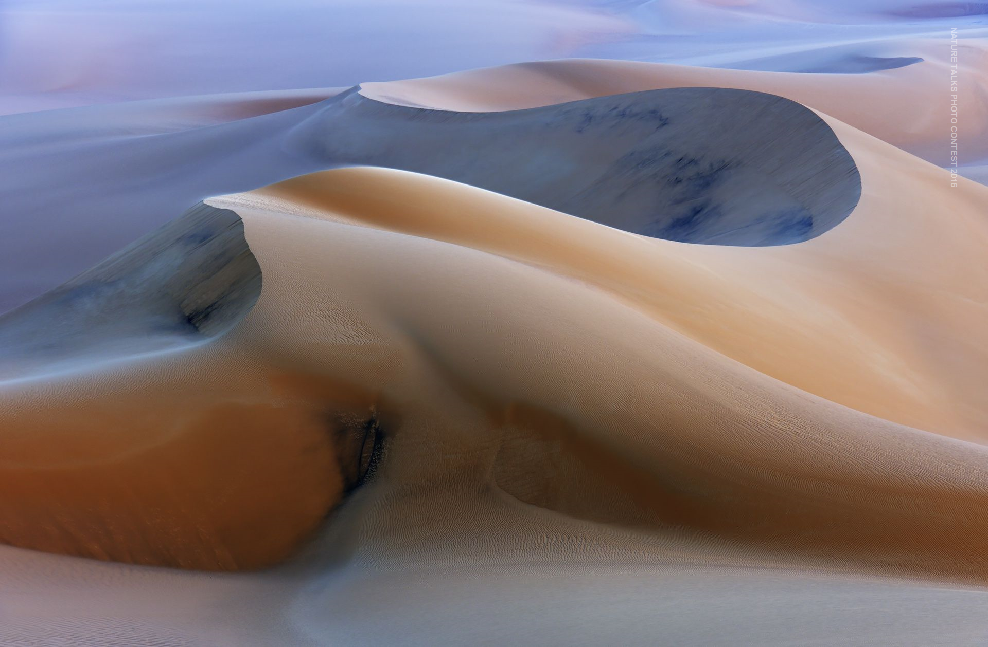 Dune Before Sunrise