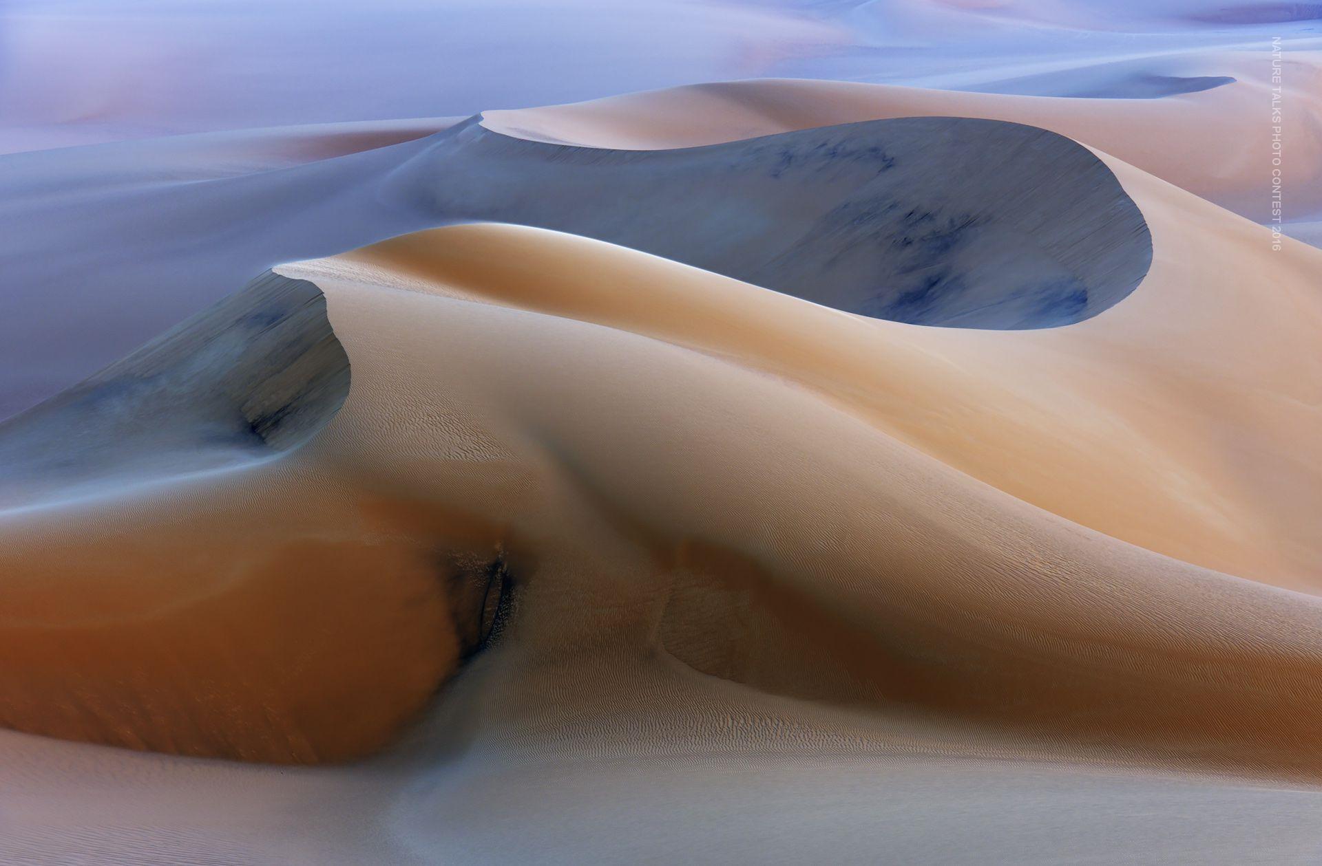 Dune Before Sunrise