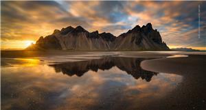 Stokksnes Reflections