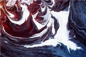 Impressionism of foams