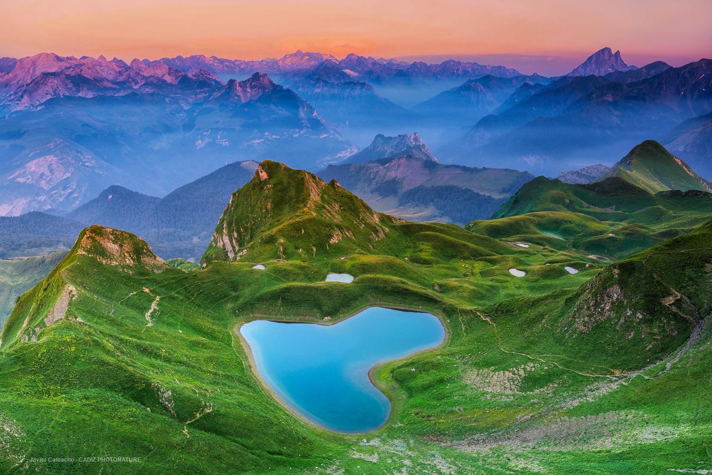 Pirineos las montañas de mi corazón