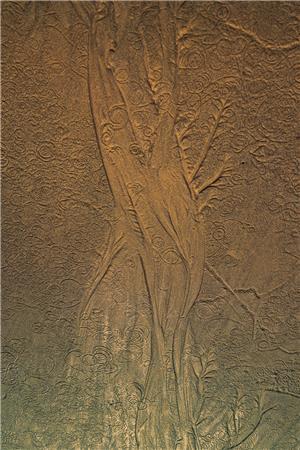 The sand tree